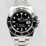 Solidswiss.cd Rolex Submariner Steel Black Dial Swiss Replica